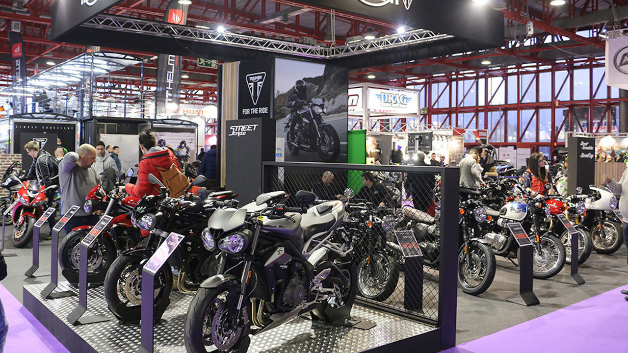 Moto Madrid - 2017 - Triumph