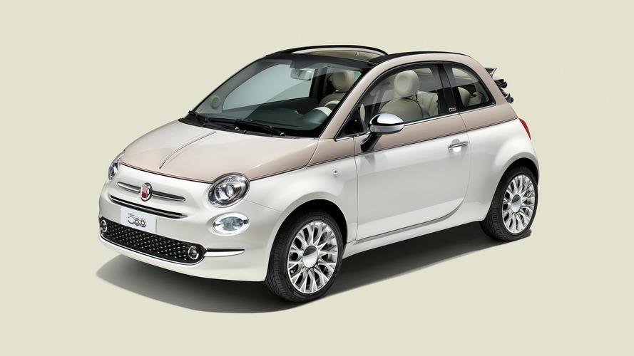 Fiat 500 2017: precios de la edición especial 60 aniversario