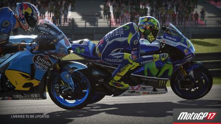 Así es el nuevo videojuego MotoGP 17
