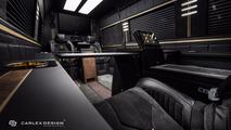 Carlex Design Mercedes Sprinter Jet Van