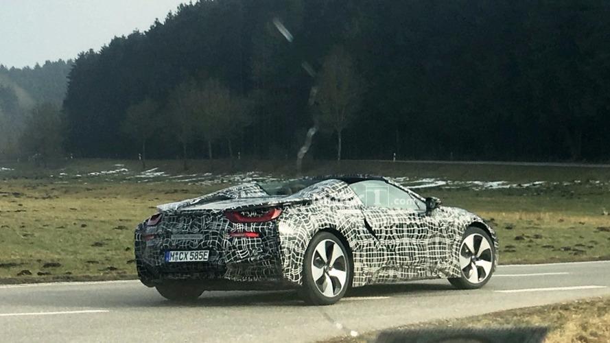 El BMW i8 2018 podría desarrollar 425 CV