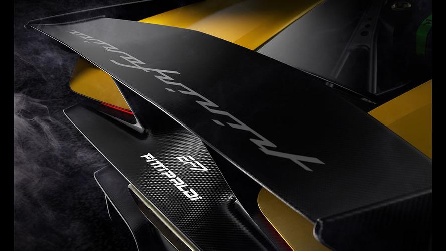 Fittipaldi EF7, bu sefer de devasa arka kanadını gösterdi