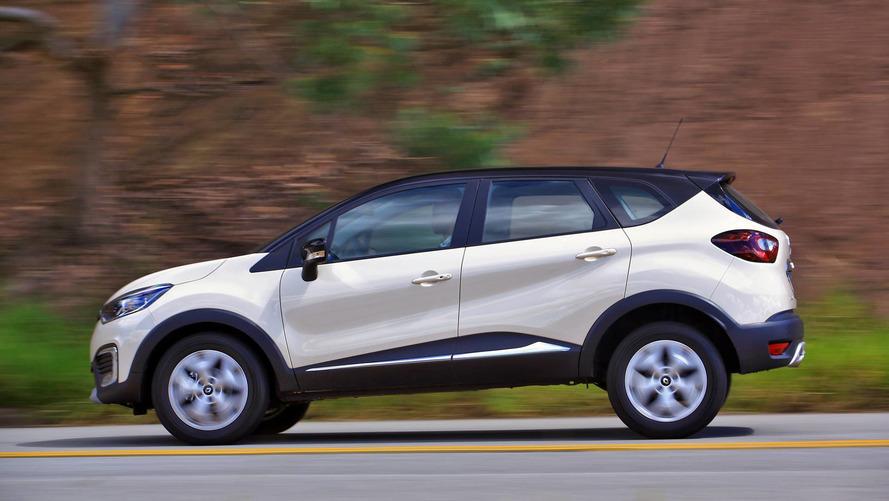 Renault Captur estreia na Índia pelo equivalente a R$ 50 mil