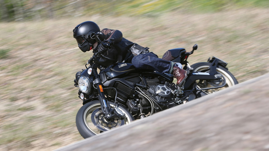 Ducati Scrambler Cafe Racer Review: Premium Blend