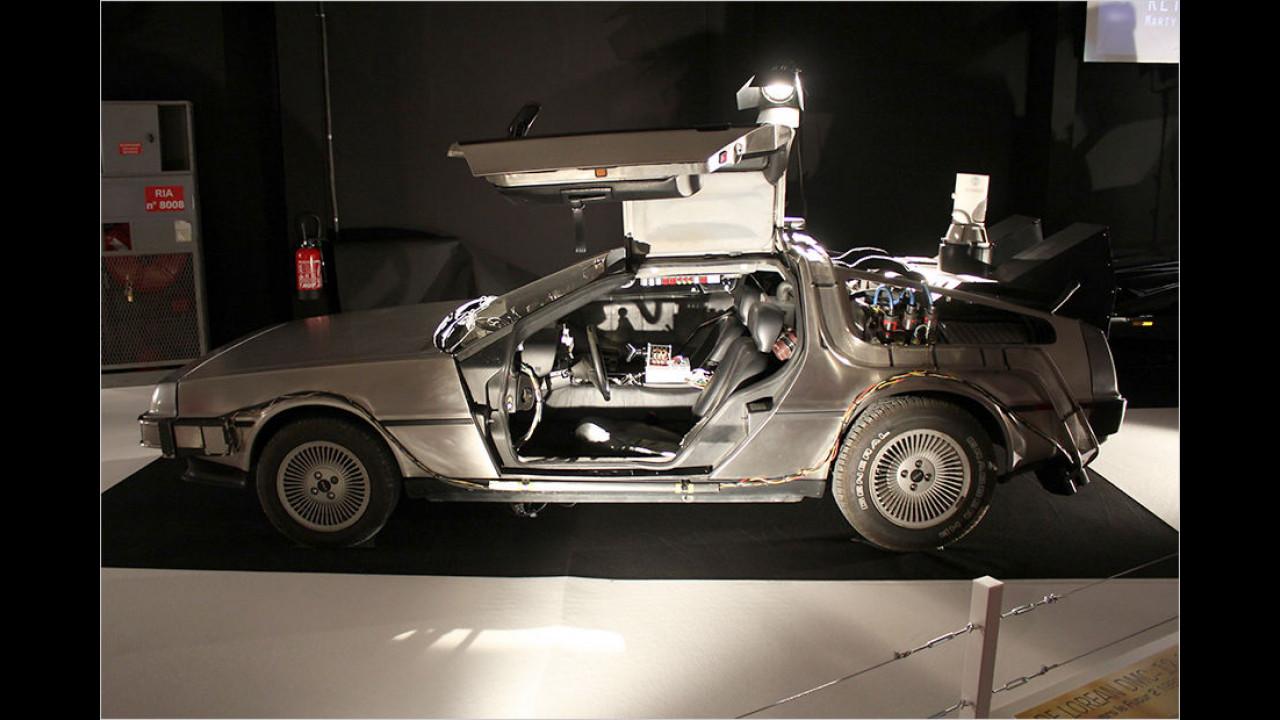 DeLorean DMC-12: Zurück in die Zukunft (1985)
