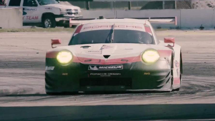 Porsche 911 RSR'ın Sebring ile imtihanı