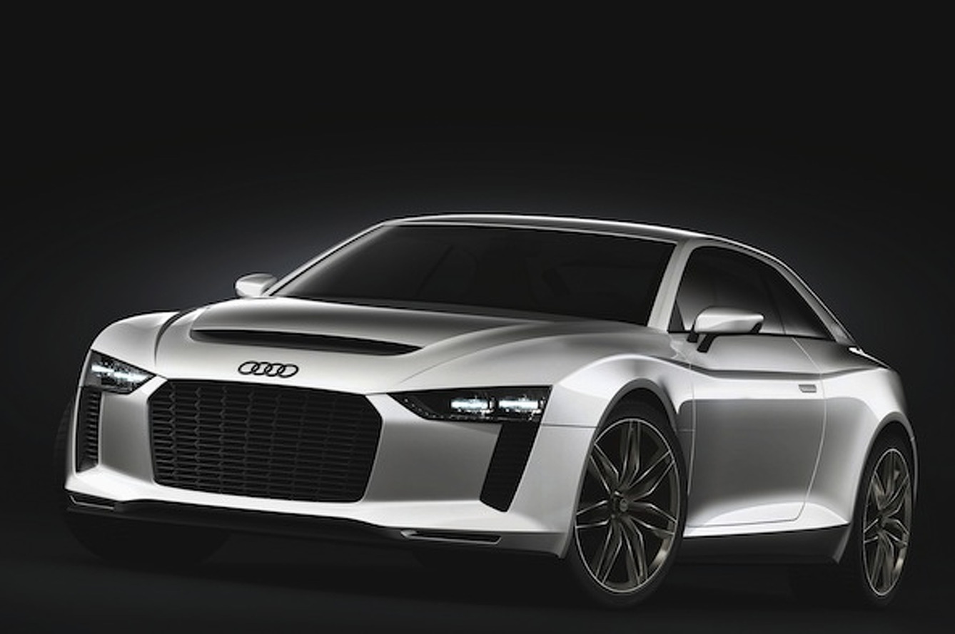 650-HP Audi Sport Quattro Rumored for Production