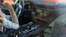 2018 Porsche Cayenne ön konsol tasarımı