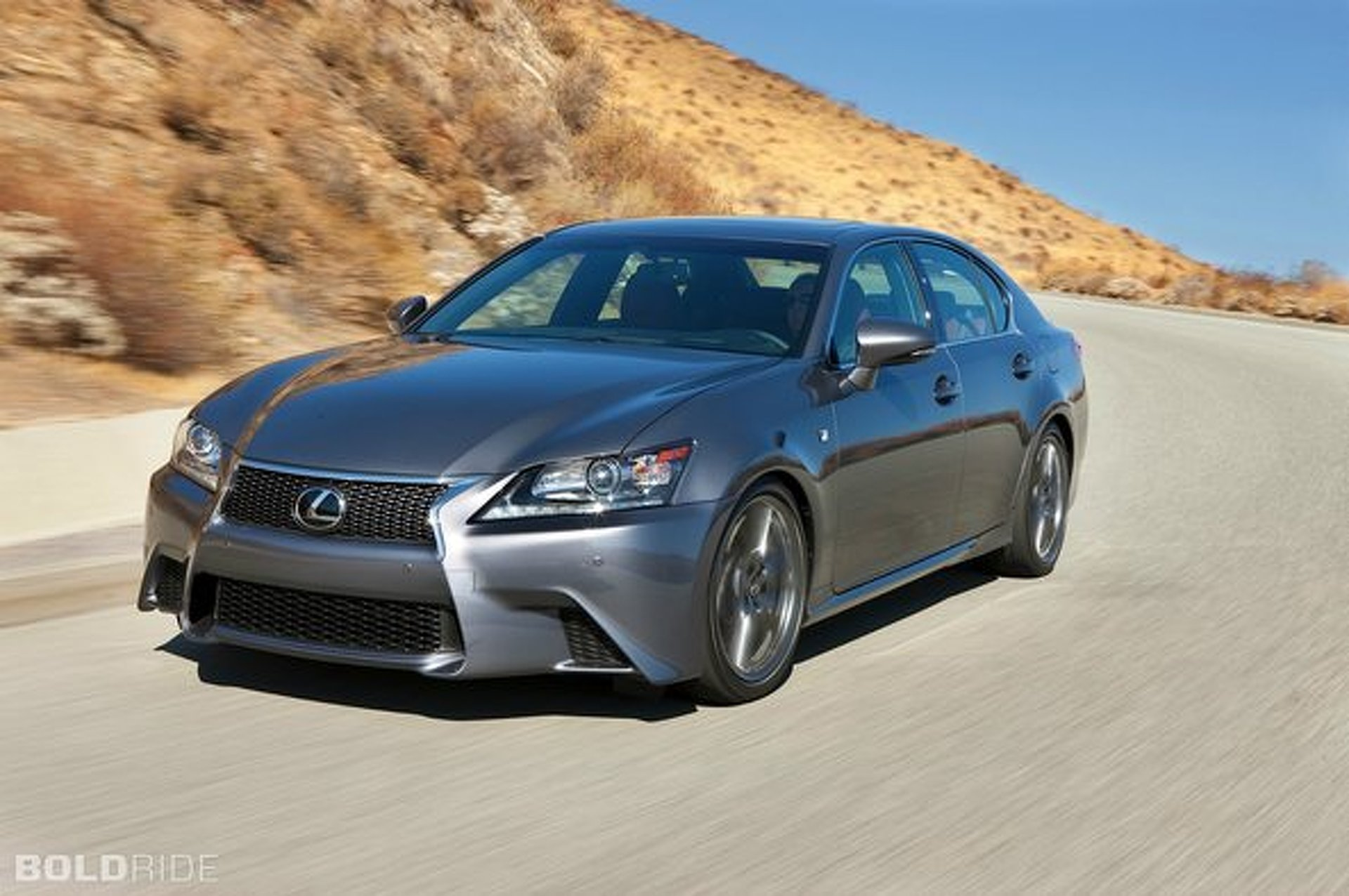 RANT: I Can't Stop Staring at the New Lexus GS F Sport