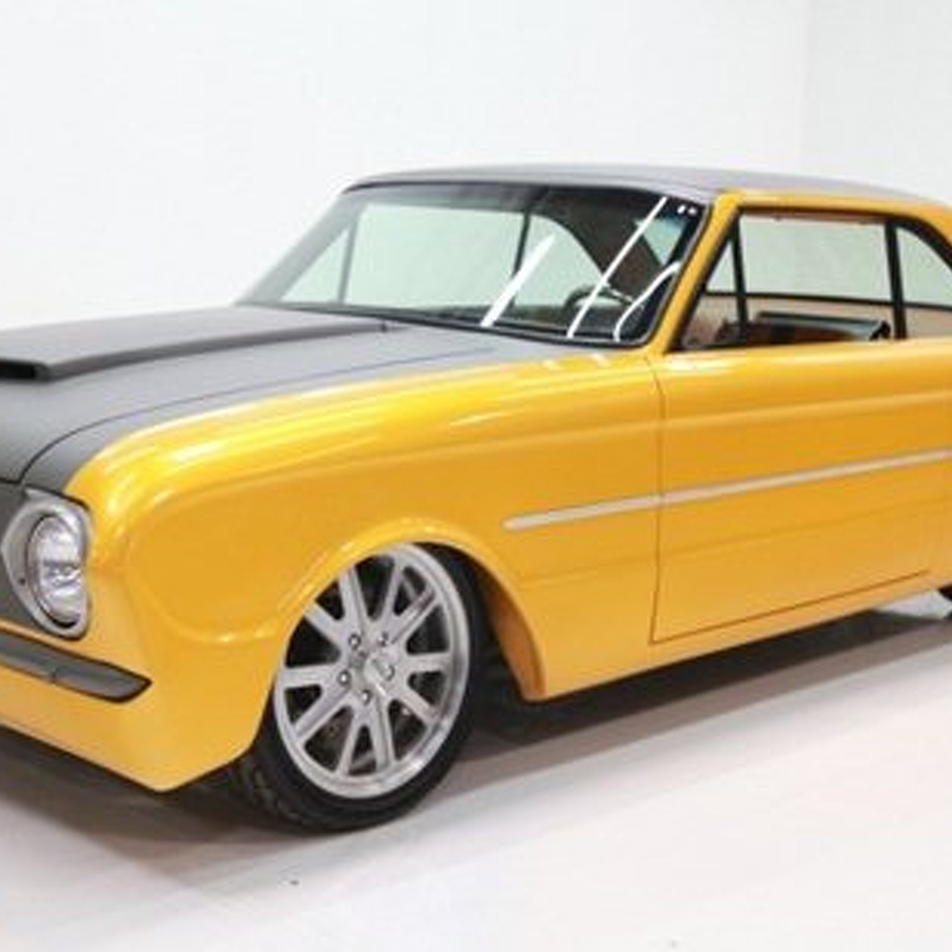 Dig This Custom 1963 Ford Falcon That\'s Selling On eBay Now