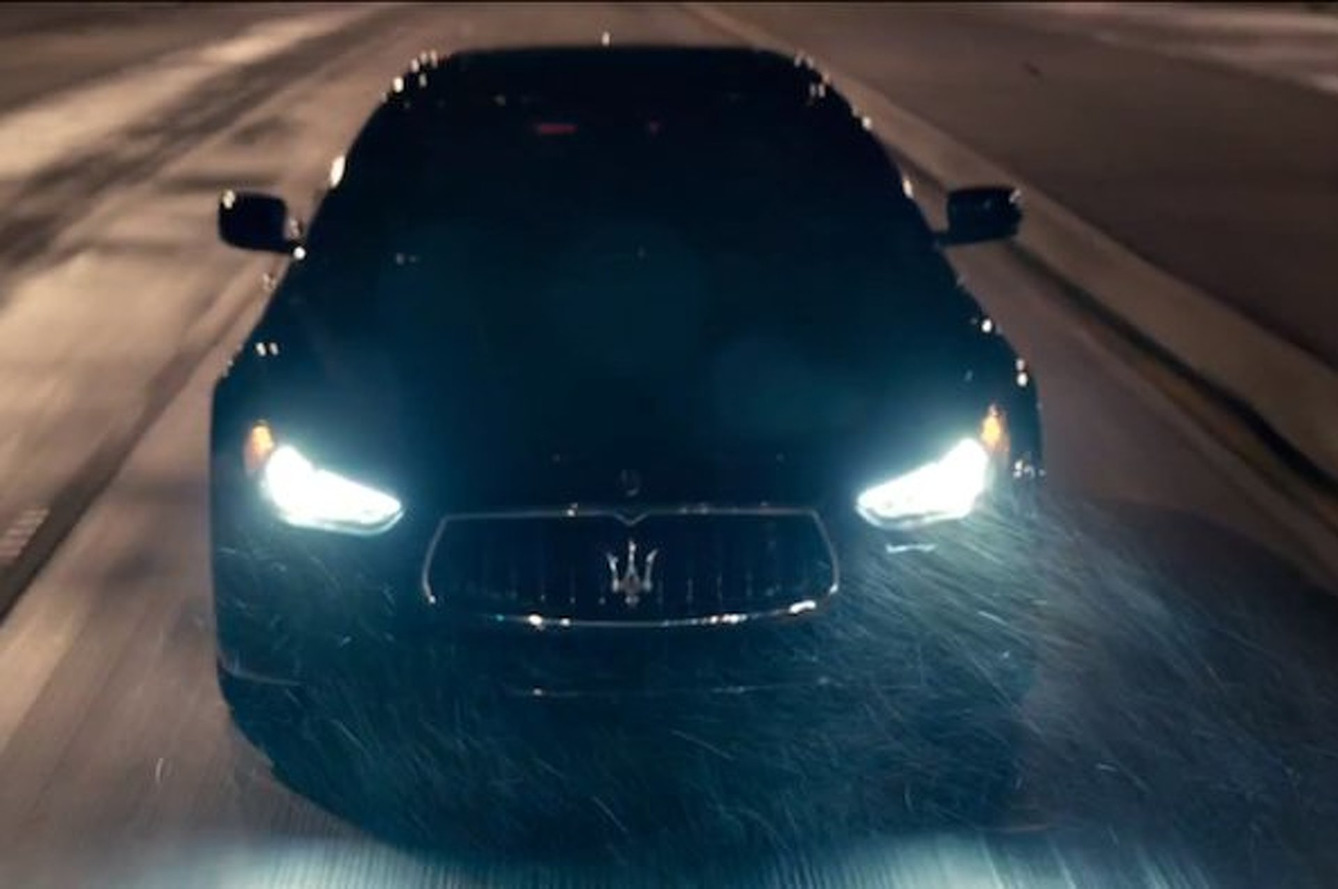 Here's The Maserati Commercial We're All Talking About [Video]