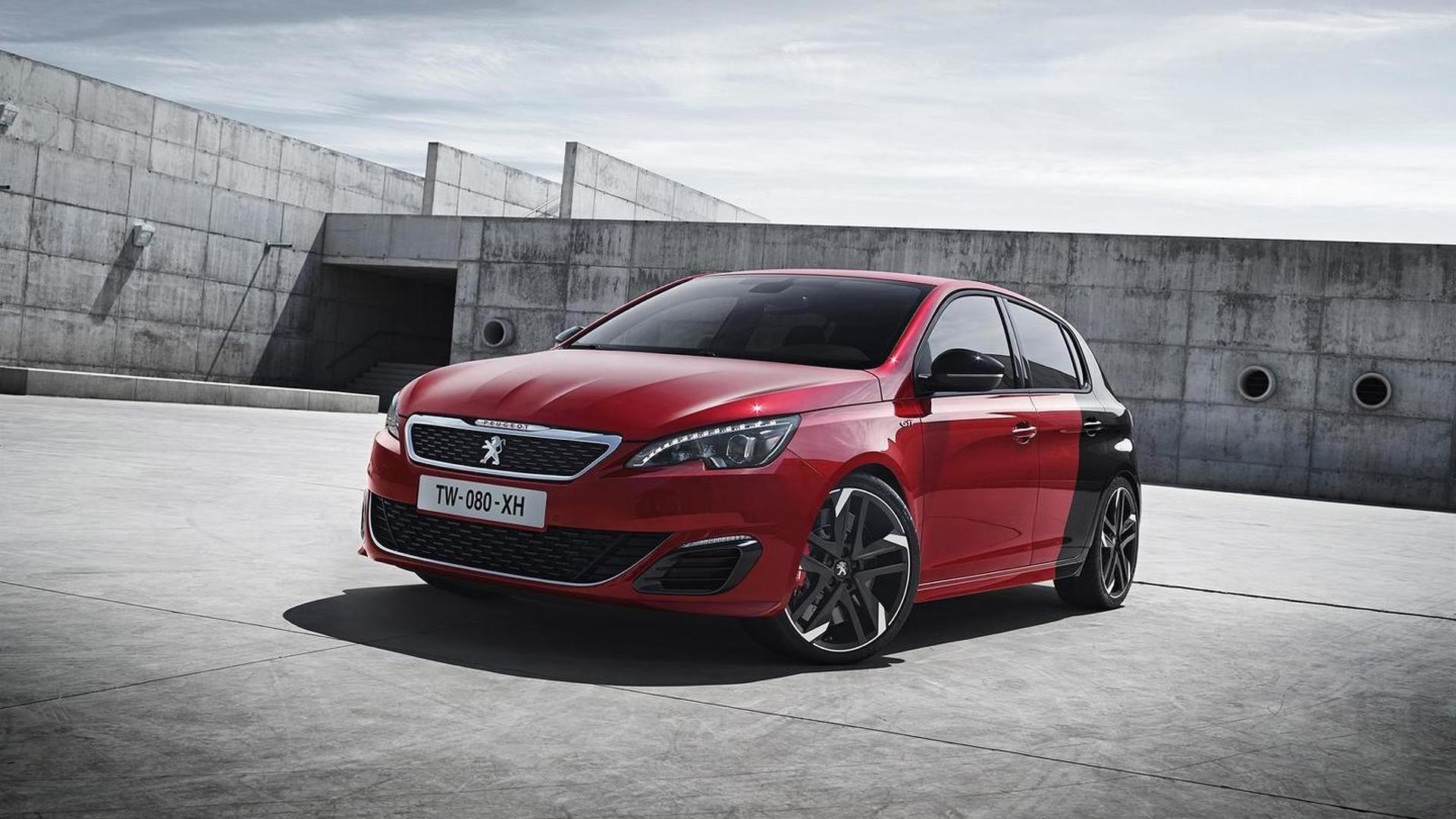 Peugeot 308 GTi goes official with up to 270 PS and limited-slip ...