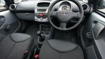 Toyota Aygo Platinum Edition