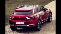 SUV de luxo Citroën Wild Rubis terá versão de produção só para a China