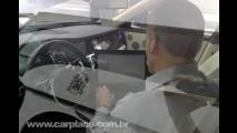 Rolls Royce Ghost 2010 - Versão final de produção é flagrada sem disfarces