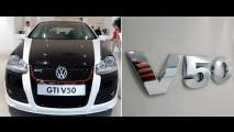 Edição Especial: Volkswagen lança Golf GTI V50 com 246cv de potência em Cingapura