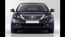 Renault divulga imagens oficiais do seu novo sedan de luxo Latitude