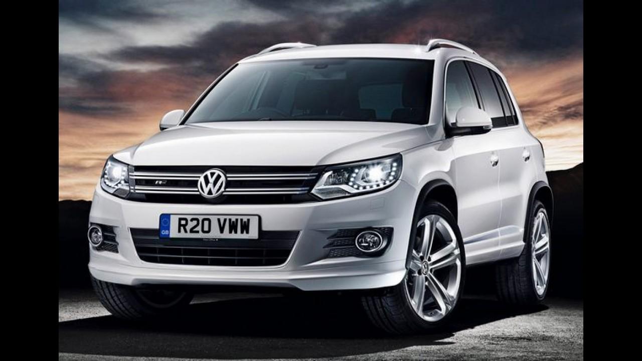 Análise CARPLACE: Tiguan e modelos Land Rover dão as cartas nas vendas de SUVs/Crossovers Premium