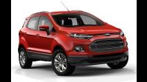 Inmetro revela gama de versões e consumo do novo Ford EcoSport 1.6 16V Sigma