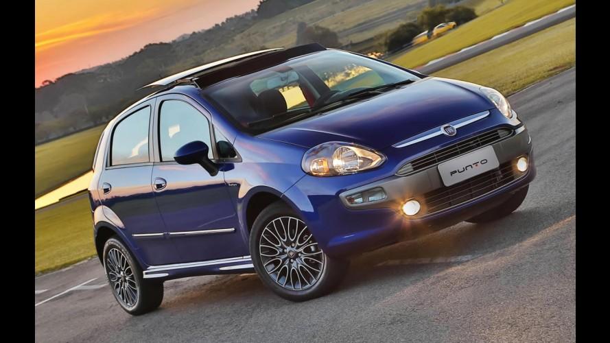 Fiat amplia garantia de motor e câmbio para três anos em carros de passeio