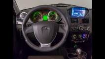 Russo apimentado: Lada Kalina Sport é lançado pelo equivalente a R$ 30,7 mil