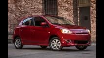 Modéstia: Mitsubishi quer vender apenas 7 mil Mirage por ano nos EUA