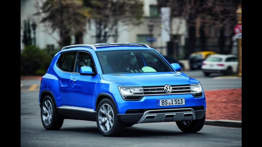 VW pode apresentar versão de produção do Taigun em Frankfurt