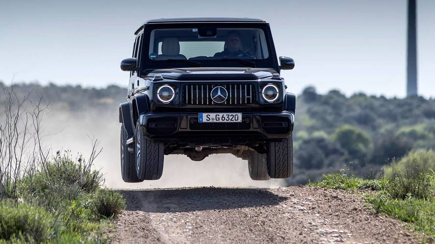 2018 Mercedes-AMG G63 first drive: Military SUV with supercar swagger