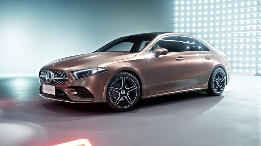 Mercedes-Benz Clase A Sedan 2018