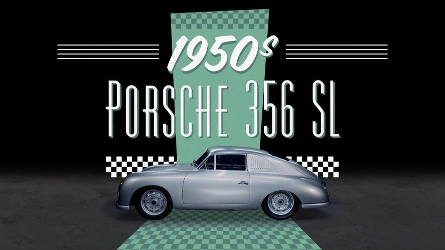 Siete Porsches de las últimas siete décadas