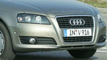 Latest Audi A3 Facelift Spy Photos Without Disguise