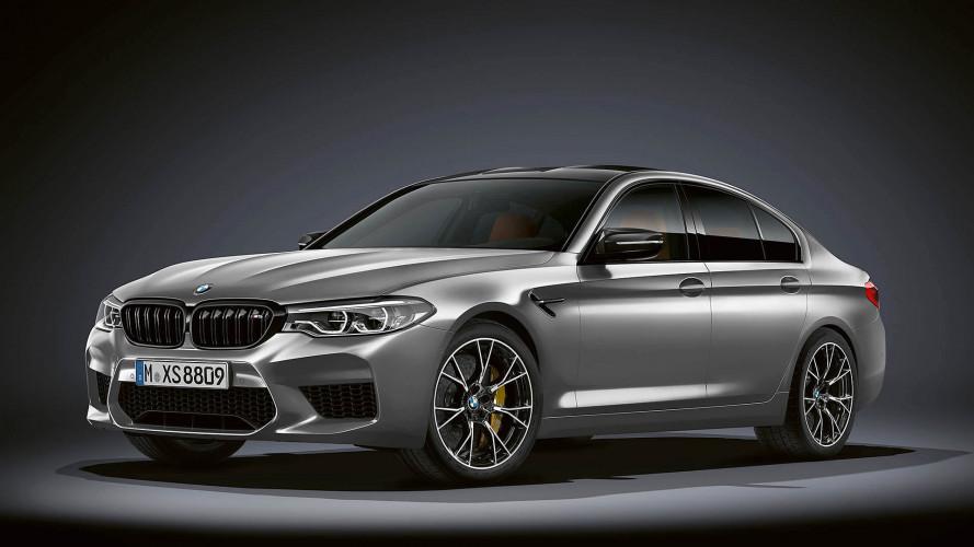 BMW M5, se 600 CV non bastano, c'è la Performance