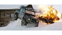 Land Rover Defender SVX from James Bond Spectre