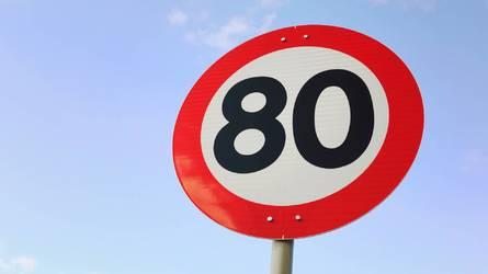 La limitation à 80 km/h pourrait être suspendue aujourd'hui !