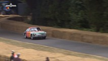 Classic Porsche 911 Going Full Attack At Goodwood