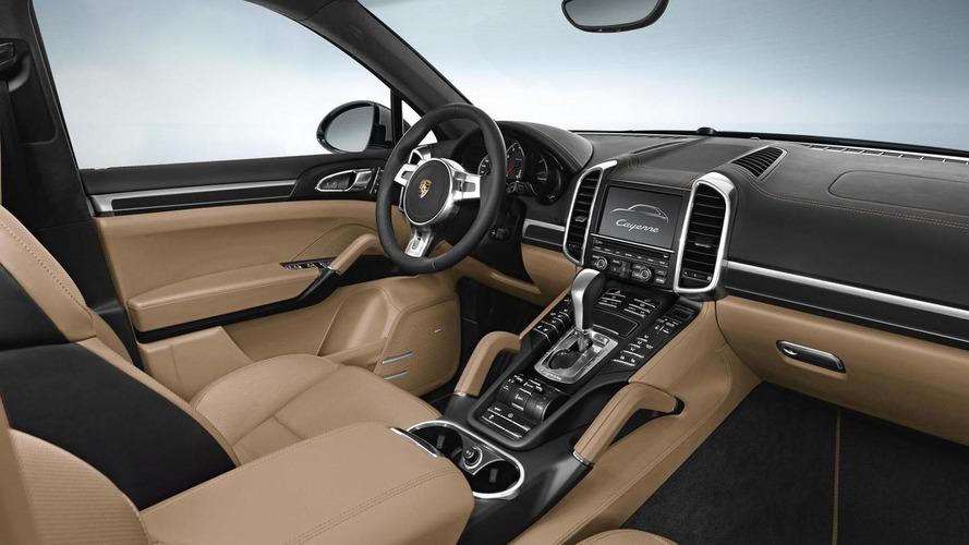 Porsche Cayenne Platinum Edition announced, based on the Cayenne V6 & Cayenne Diesel