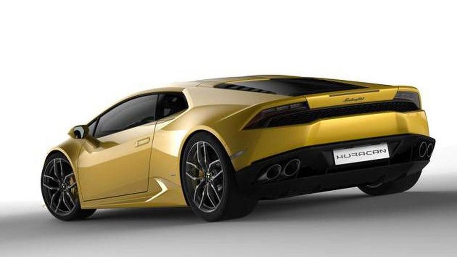 Alleged Lamborghini Gallardo successor official photo hits the web