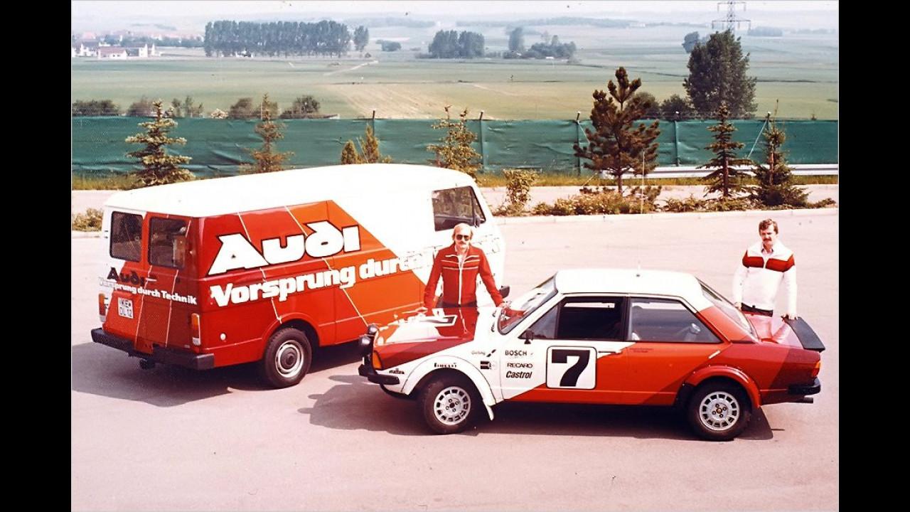 Audi 80 GLE (1978)