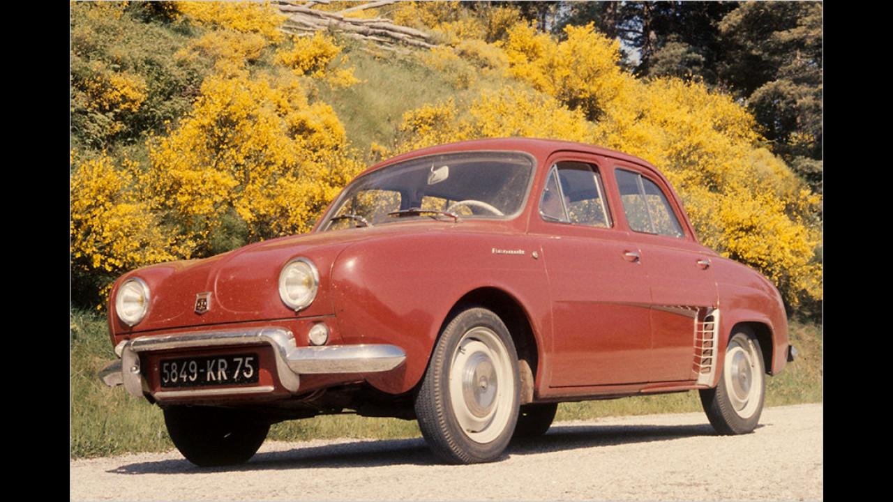 Das zweite Alpine-Modell: A108 auf Dauphine-Basis
