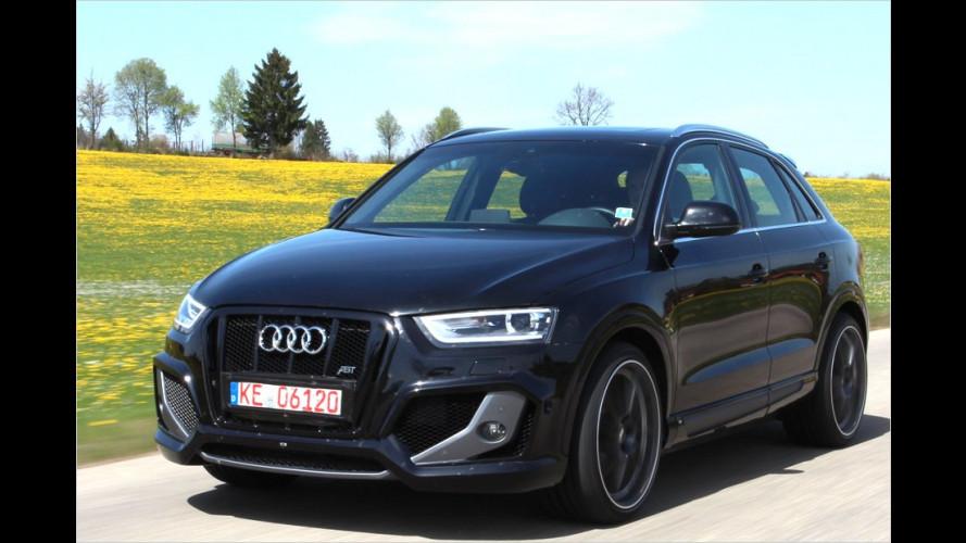 Tut dem Audi Q3 Tuning gut?