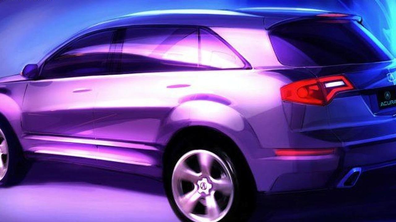 New Acura MDX Concept
