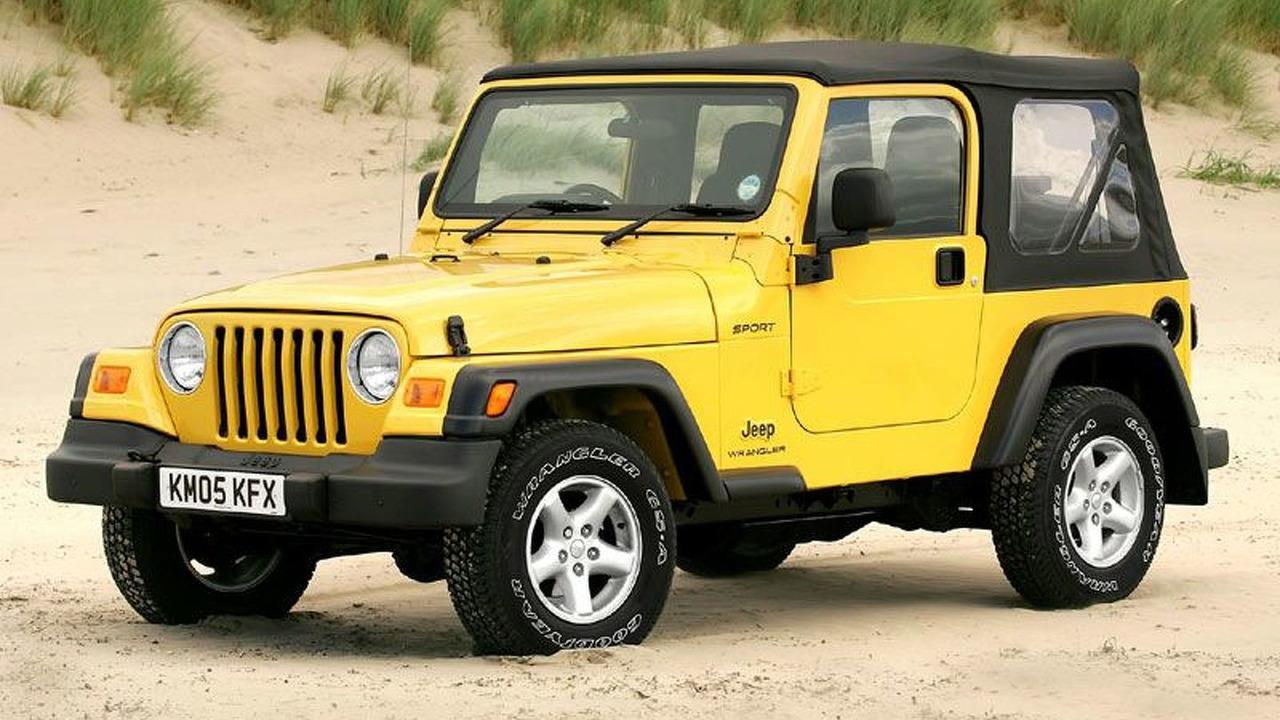 Jeep Wrangler Renegade Special Edition