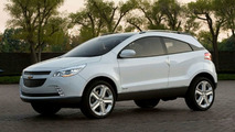 Chevrolet GPiX Crossover Coupe Concept