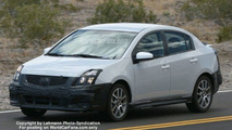 Spy Photos: 2007 Nissan Sentra SE-R