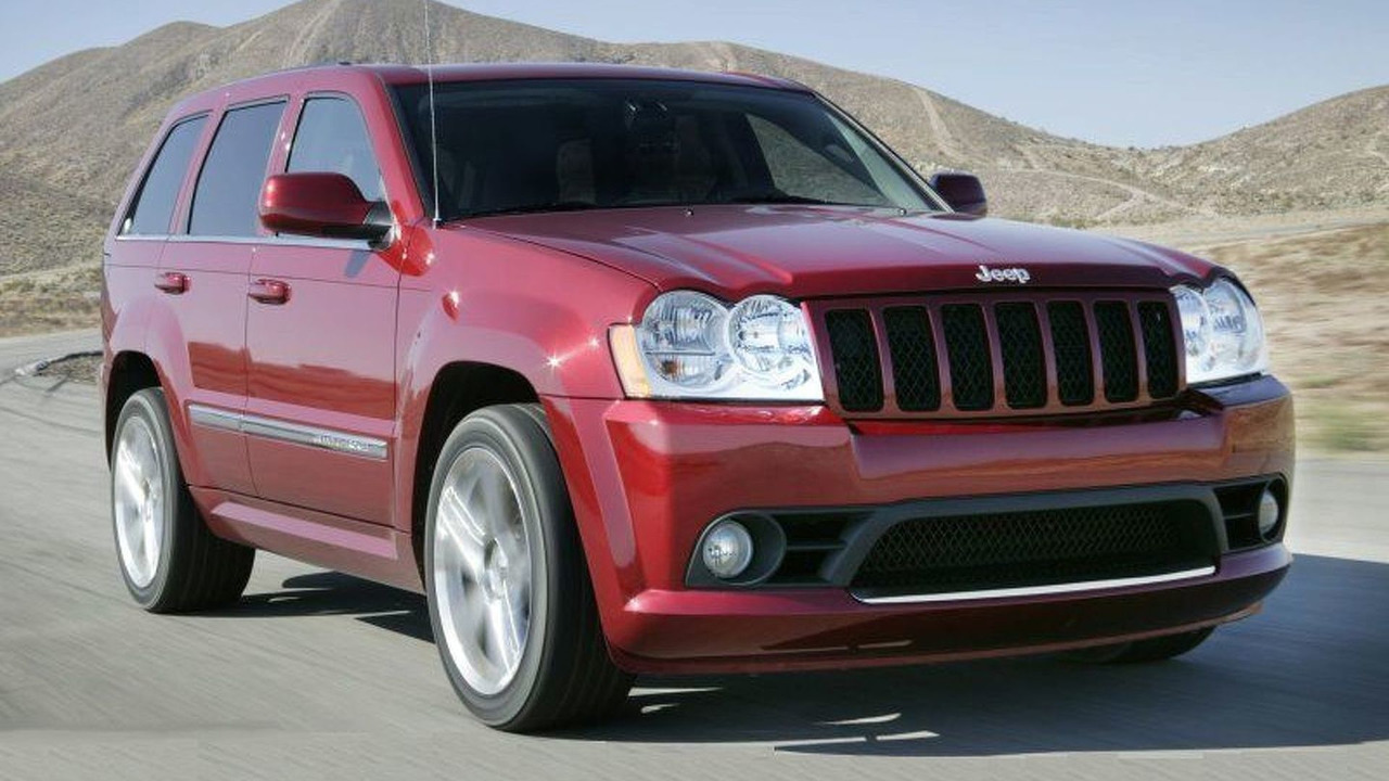 Jeep Grand Cherokee SRT-8