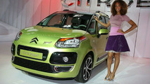 Citroën C3 Picasso Showcases Second Generation Stop & Start