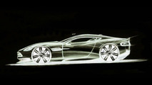 Aston Martin DBS - Casino Royal Bond car