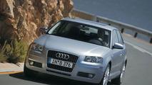 Audi A3 Three-door facelift