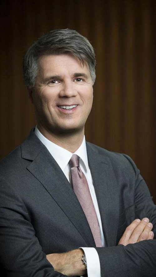 Harald Krüger named BMW CEO & Chairman of the Board of Management