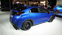 Honda Civic Sport (Euro-spec) at 2014 Paris Motor Show